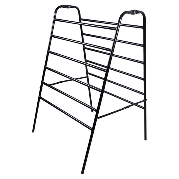 Easy-Up® Foldable A-Frame Pad Rack