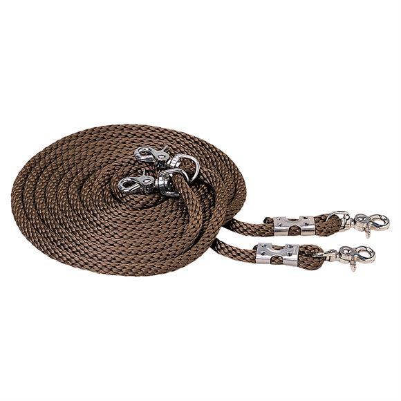 Weaver® Poly Rope Draw Reins