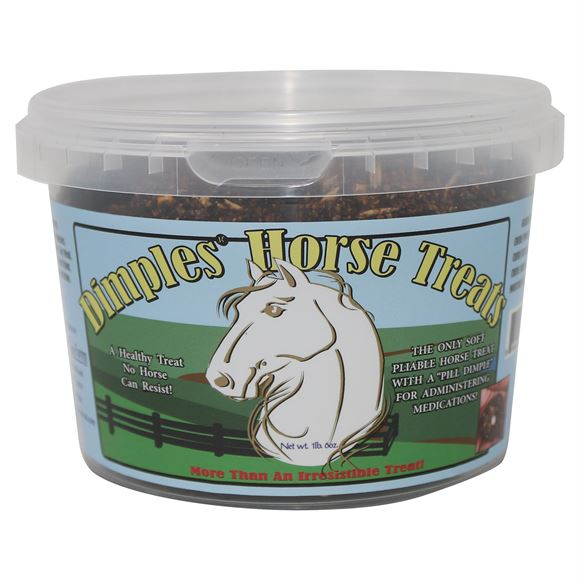 Dimples Horse Treats With Pill Pocket