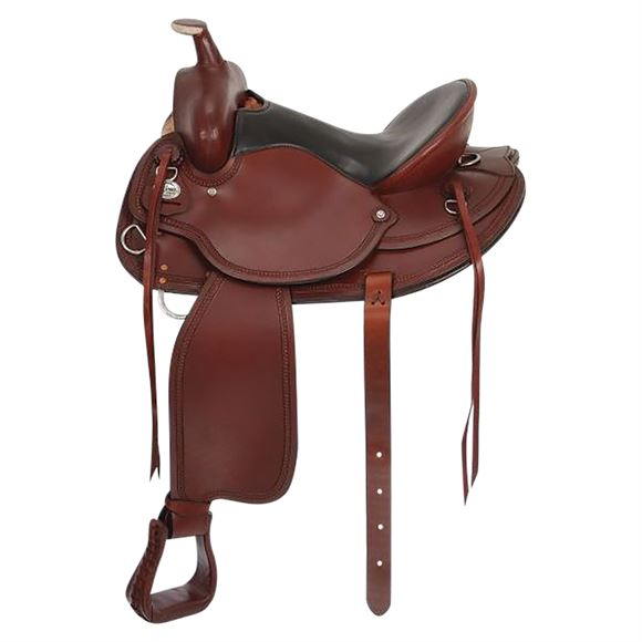 Tough 1® King Draft Saddle