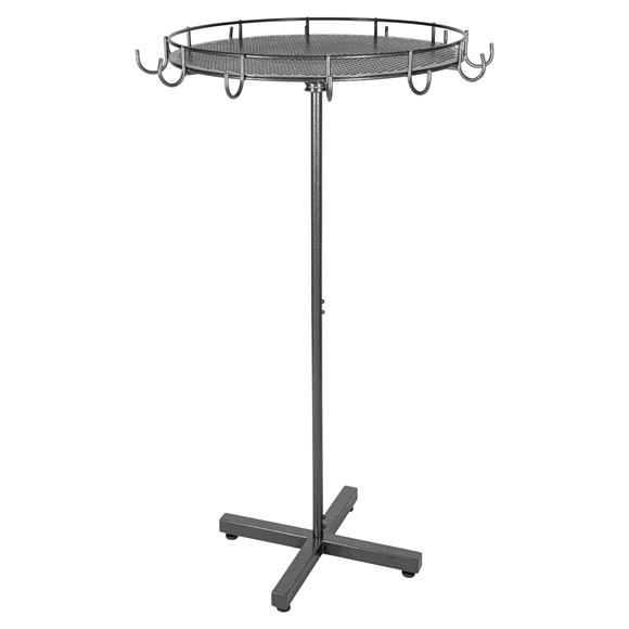 Easy-Up® Pro Series 12-Hook Spinning Bridle Rack