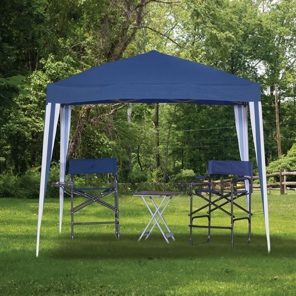 Easy-Up® Horse Show Awning Tent