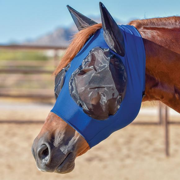 UltraFlex® Comfort Plus Fly Mask with Forelock Saver