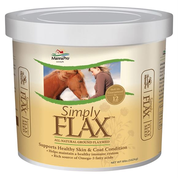 MannaPro® Simply Flax™ All-Natural Ground Flaxseed