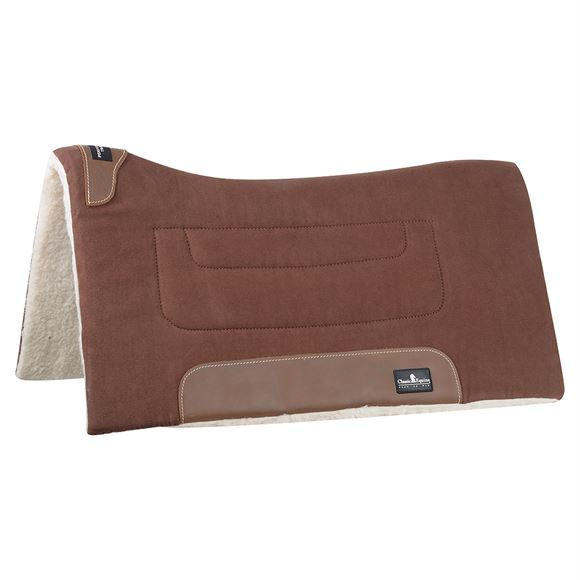 Classic Equine® Performance Trainer Western Saddle Pad