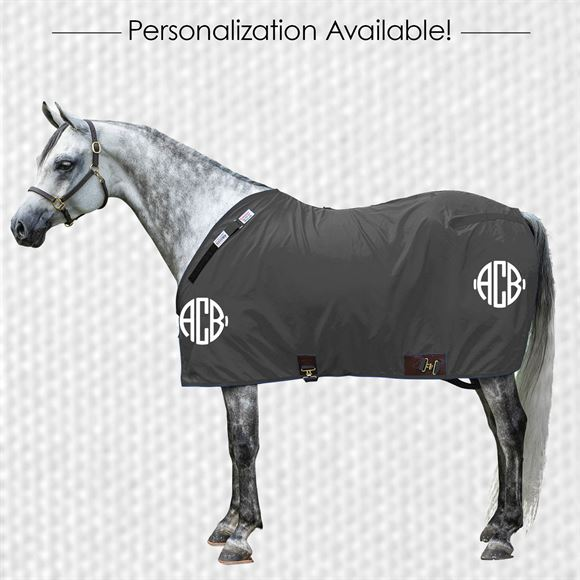 Horsewear Embroidery - Hip, Front - Monogram