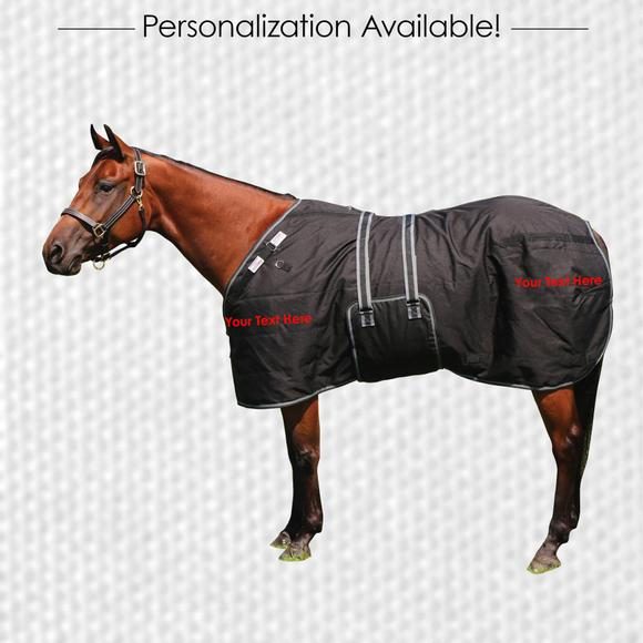 Horsewear Embroidery - Hip, Front - 1 Line