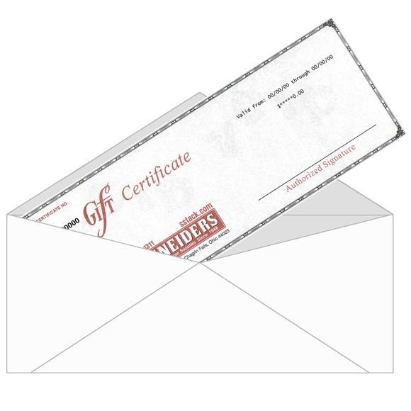 FREE GIFT! - $20 Gift Certificate w/ Purchase over $100
