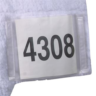 Replacement E-Z View® Number Pocketsimage
