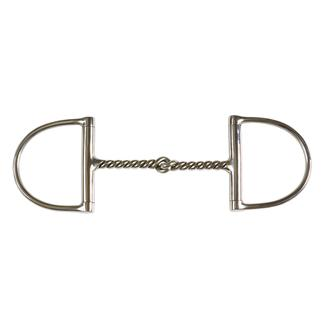 FES Brian Isbell D Ring Snaffle Bitimage