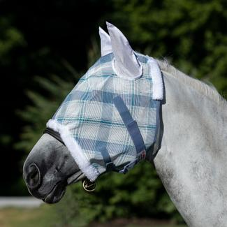 Dura-Mesh Fly Mask with Earsimage