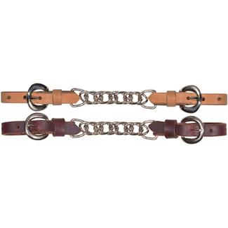 Billy Royal® Harness Leather Curb Chainimage