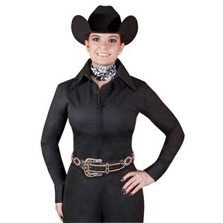 Cowgirl Royalty Ladies Show Shirtimage