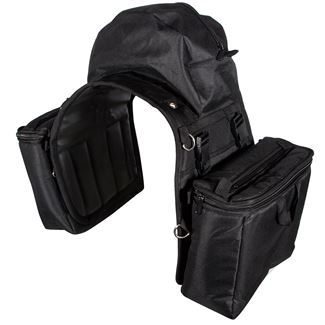 Dura-Tech® Insulated Detachable Saddle Bag w/Cantle Bagimage
