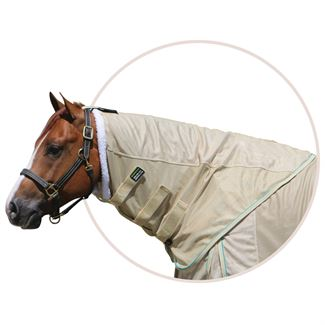 NaturalShield® Soft Mesh Fly Sheet Neck Cover