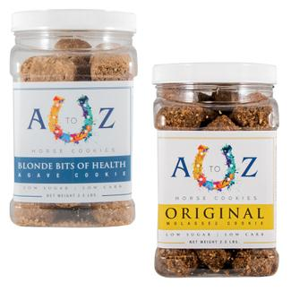 A to Z Horse Cookies Agave