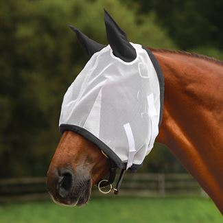 Dura-Tech® Mesh Fly Mask with Earsimage