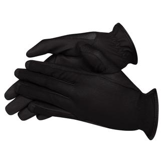 Noble Equestrian Perfect Fit Cool Mesh Gloves in Black