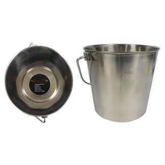 Stainless Steel Bucket 4 Qtimage