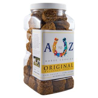 A to Z Horse Cookies 4.5 lb. 4.5lb Agave