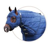 Dura-Nylon® Original Stable Blanket Hood Medium Navy