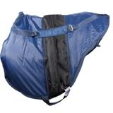 Dura-Tech® Supreme English Saddle Case with Mesh Pocket - All Purpose/Close Contact