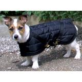 Dura-Tech® Channel Quilted Dog Coat - SM/MD, MD13258_black.jpg image