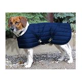 Dura-Tech® Channel Quilted Dog Coat - SM/MD, MD13258_navy.jpg image