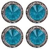 Magnetic Swarovski Crystal Number Holders