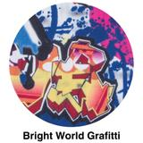 Bright World Grafitti