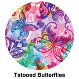 Tatooed Butterflies