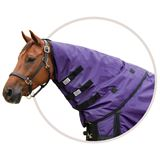StormShield® EURO EXTREME Waterproof / Breathable Turnout Neck Cover Large PURPLE