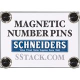 Crystal Magnetic Number Holders
