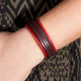 Padded Leather Bracelet