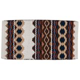 "Rosey Western Show Saddle Pad 36"" x 34""