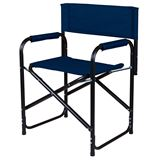 Dura-Tech® Folding Director's Chair
