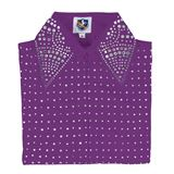 Cowgirl Royalty Ladies Sparkle Western Show Shirt II