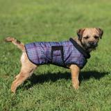 Dura-Tech® Waterproof Insulated Plaid Dog Coat