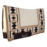 Professional�s Choice® Comfort-Fit SMx Air Ride™ Hourglass Western Saddle Pad
