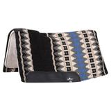 "Classic Equine® ESP™ Contour Wool Top Western Saddle Pad 34"" x 38""