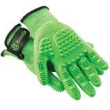 HandsOn® Grooming Gloves � Green