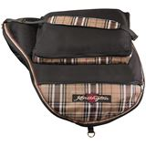 Deluxe Black Plaid