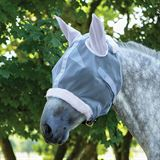 Mosquito Mesh Draft Horse Fly Mask with Ears