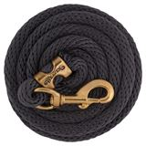 Weaver Poly Lead Rope with Solid Brass Snap