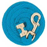 Weaver Value Lead Rope with Brass Plated Snap40511_blue.jpg image