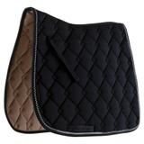 Roma® Ecole Double Diamond Dressage Saddle Pad