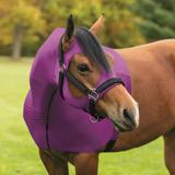 UltraFlex Forelock® Saver Hybrid Lycra/Mesh Zipper Slicker Hood