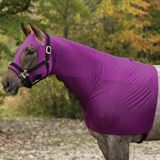UltraFlex® Hybrid Lycra/Mesh Zipper Slicker Hood