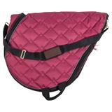 Dura-Tech® Winner's Choice Quilted English Saddle Case40865_burgundy.jpg image
