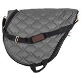 Dura-Tech® Winner's Choice Quilted English Saddle Case40865_gray.jpg image